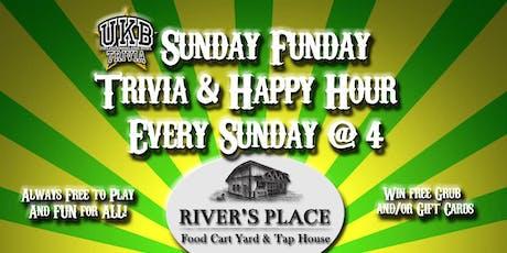 Sunday Funday Trivia & Happy Hour tickets