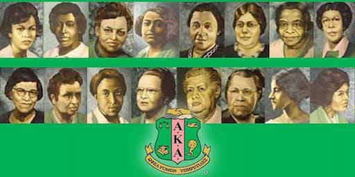 Alpha Kappa Alpha Sorority Inc. 112th Founders' Day Celebration