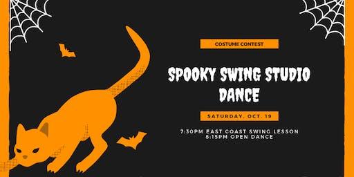 Spooky Swing Studio Dance