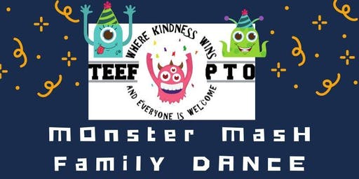 Monster Mash Family Dance