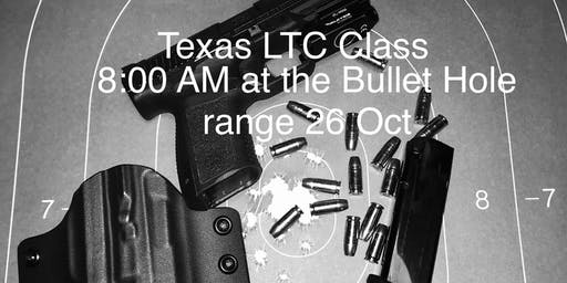 Texas LTC Class
