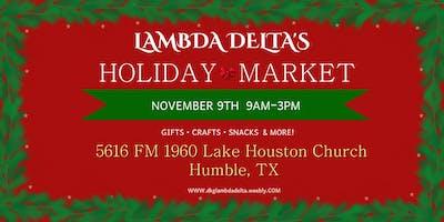 Lambda Delta Holiday Market