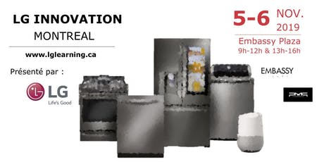 LG Electroménagers/LG Home Appliance Roadshow Montreal billets