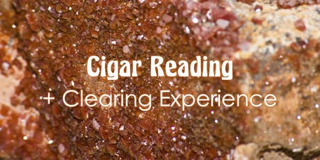 Cigar Drop In Reading and Clearing Experience tickets