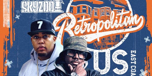 RETROPOLITAN TOUR featuring SKYZOO and ELZHI