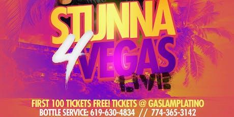 Stunna4Vegas Live @ Fluxx Celebrating JDz Treez Birthday Bash tickets