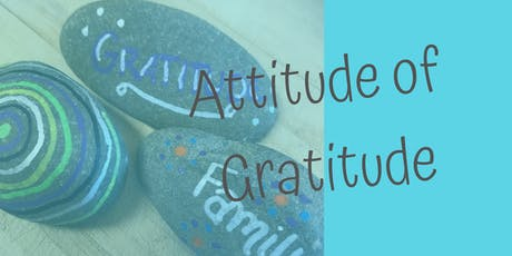 Attitude of Gratitude tickets