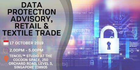 Data Protection Advisory, Retail & Textile Trade tickets