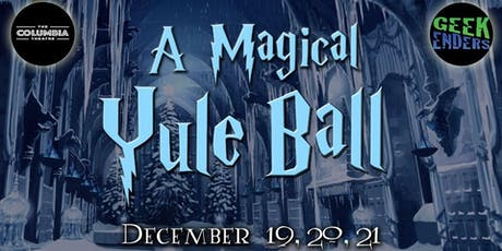 A Magical Yule Ball tickets