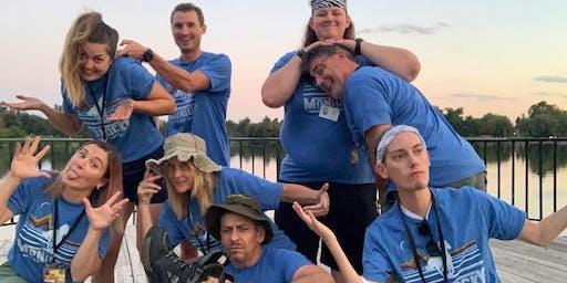 Camp Montucky: An Episodic Summer Camp Journey