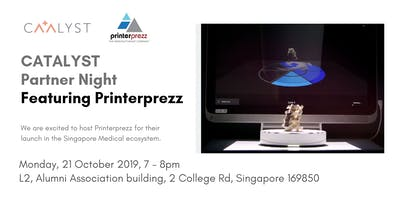 CATALYST Partner Night - Featuring Printerprezz
