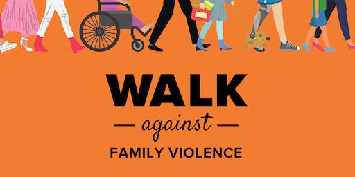 Walk Against Family Violence 2019