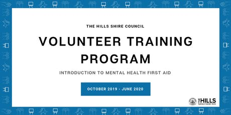 Introduction to Mental Health First Aid tickets