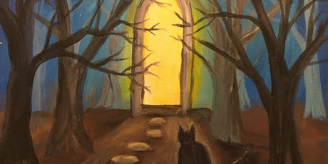Fun Canvas Painting Class in Lakewood:Gateway tickets