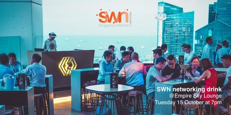 SWN Let's have a drink @ Empire Sky Lounge tickets