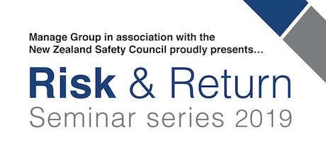 Risk and Return Seminar Nelson tickets