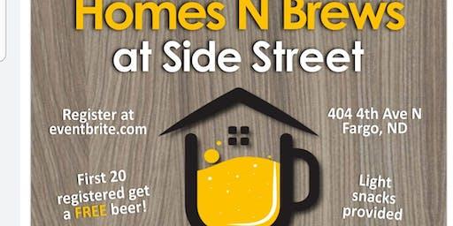 Homes N Brews - Home Buyers Class