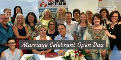 Art of Marriage Celebrancy Open Day