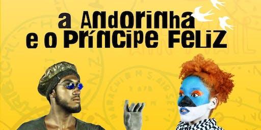 """Espetáculo - """"A Andorinha e o Príncipe Feliz"""""""