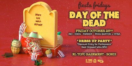 Fiesta Fridays - Halloween Party tickets