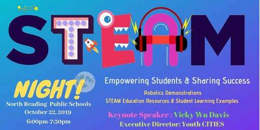 STEAM Night North Reading: Empowering Students and Sharing Success
