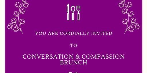 Conversation & Compassion Brunch Benefitting Homeless Kids of DV