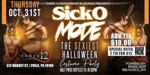 Sicko Mode Halloween Party @Three12_RestaurantandLounge