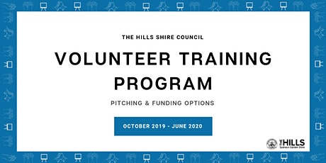 Pitching and Funding Options tickets