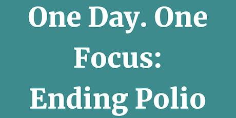 World Polio Day - End Polio Now tickets
