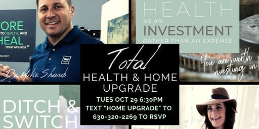 Total Health & Home Upgrade