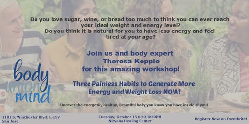 Three Painless Habits to Generate More Energy and Weight Loss NOW!