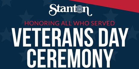 VETERAN'S DAY CELEBRATION tickets