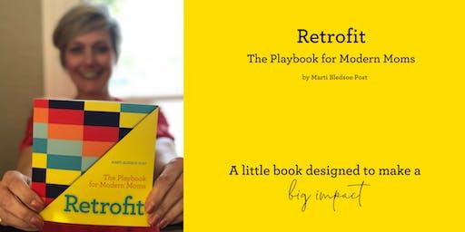 Retrofit Book Launch Party!