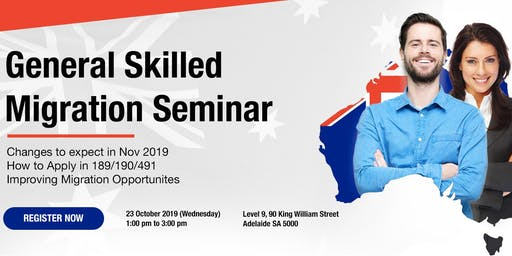 General Skilled Migration Seminar