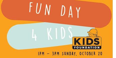 Sunday Fun Day 4 KIDS tickets