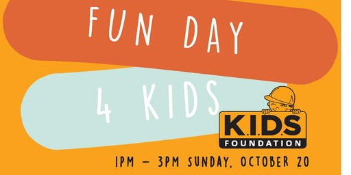 Sunday Fun Day 4 KIDS