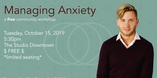 Managing Anxiety Workshop