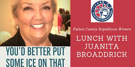 Fulton County Republican Women: An Afternoon with  tickets