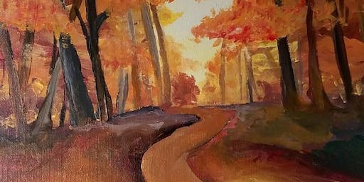 Pour & Paint FALL