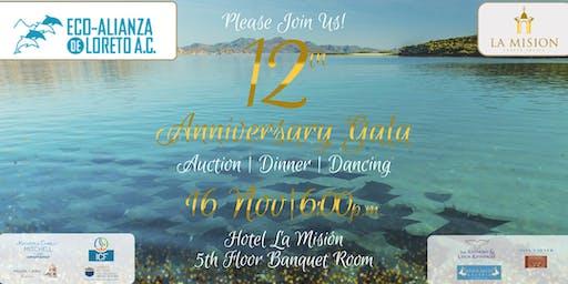Eco-Alianza´s 12th  Anniversary Gala and Fundraiser