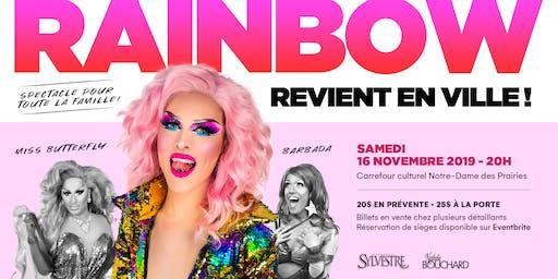 Rainbow revient en ville