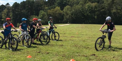 NCICL Coach Training - On-the-Bike Skills 101 - Wilkesboro - Sat 12/14/19