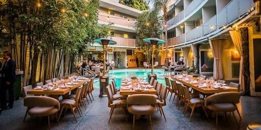 The Avalon Hotel Presents: Italian Wine Dinner with Pasta Tasting Menu