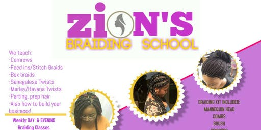 Weekly Braiding Classes