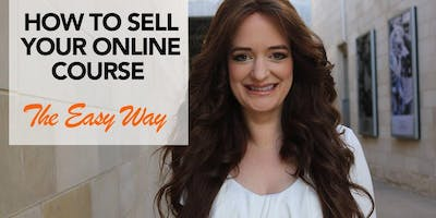 How To Sell Your Online Course The Easy Way