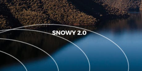 Snowy 2.0 Tendering Workshop - Cooma tickets
