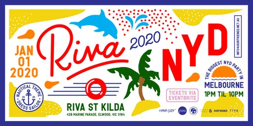 RIVA NYD 2020 - NAUTICAL THEME!