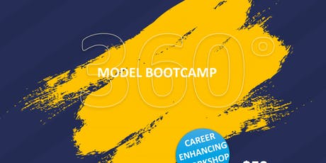 The 360° Model Bootcamp tickets