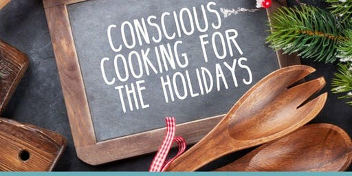 Cooking Demo: Cooking for the Holidays