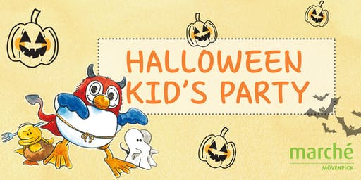 Marché Mövenpick Halloween Kids Party